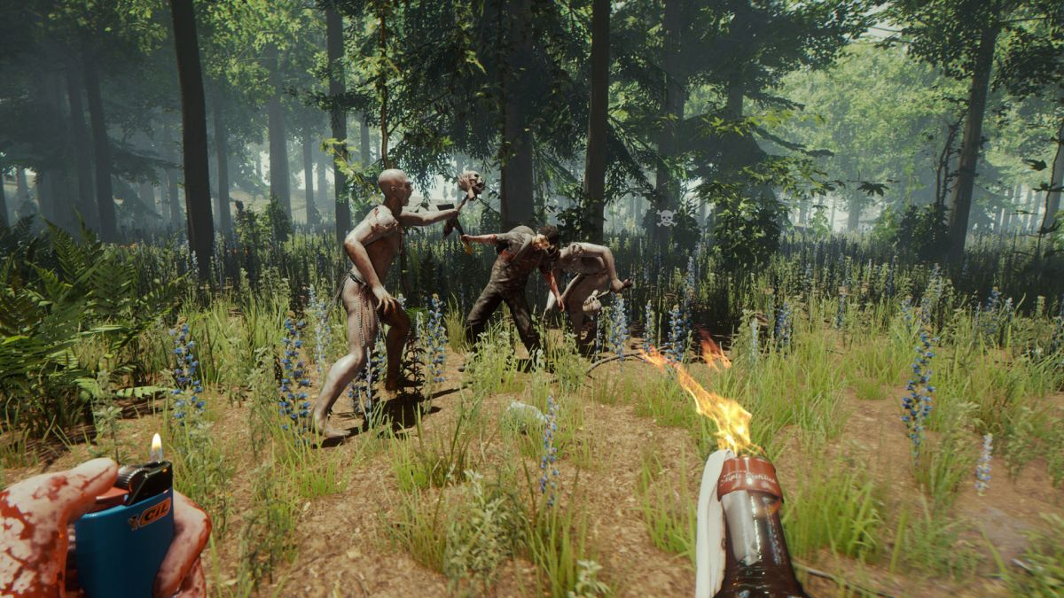 Games like The Forest to keep on surviving through
