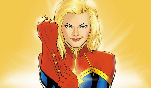 1. Who Will Play Captain Marvel?