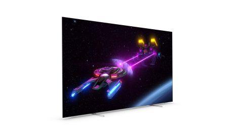 OLED TV: Philips 65OLED806