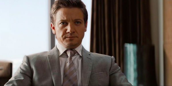 Jeremy Renner as William Brandt in Ghost Protocol
