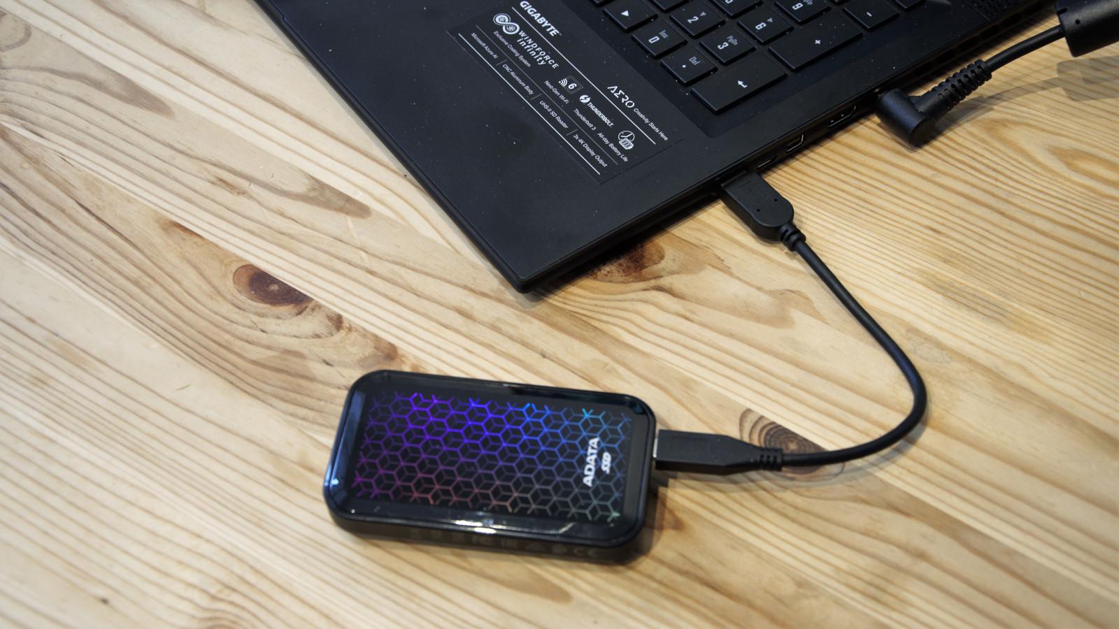 ADATA SE770G External SSD