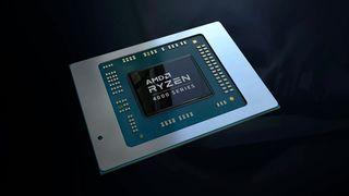 AMD Ryzen 4000-series Processor