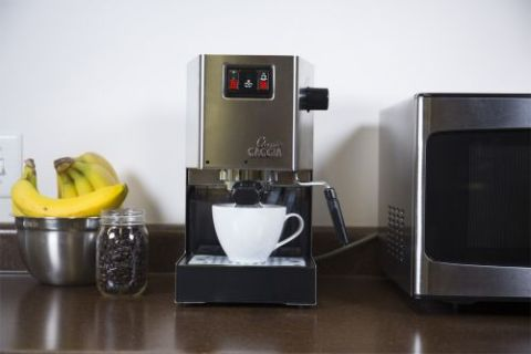 Gaggia Classic Review Pros Cons And Verdict Top Ten Reviews