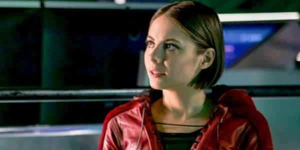 Thea Queen Willa Holland Arrow The CW