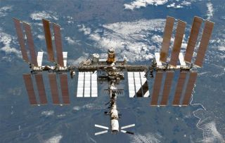 3-D Space Printer International Space Station