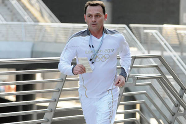 Perry's 'over the moon' to carry Olympic torch