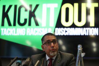Kick It Out Press Conference – Pinsent Masons