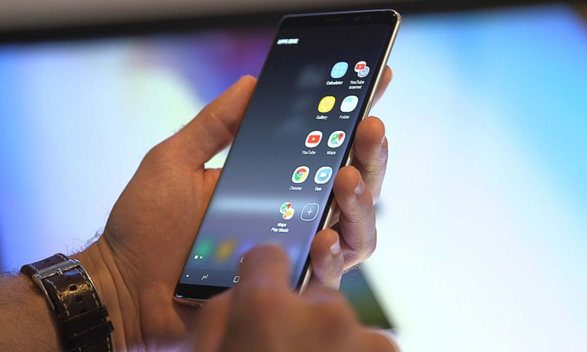 Galaxy Note 8 User Guide: Features to Enable and Disable