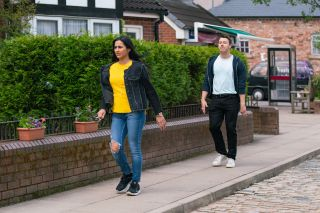 Alya discovers Ryan Connor spent the night with Daisy.