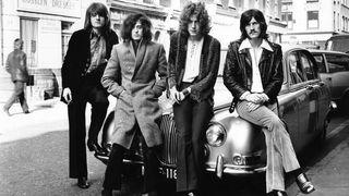 Led Zeppelin in 1968