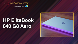 The HP EliteBook 840 G8 Aero