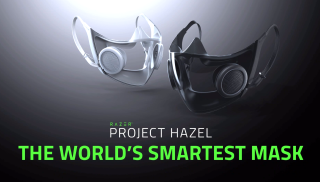 Project Hazel Razer Mask