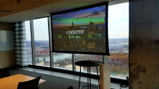 Convene Elevates Collaboration with Innovative Work and Meeting Spaces with Panasonic
