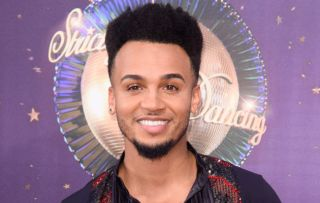 Aston Merrygold Strictly Come Dancing