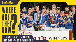 Rangers 1996/97