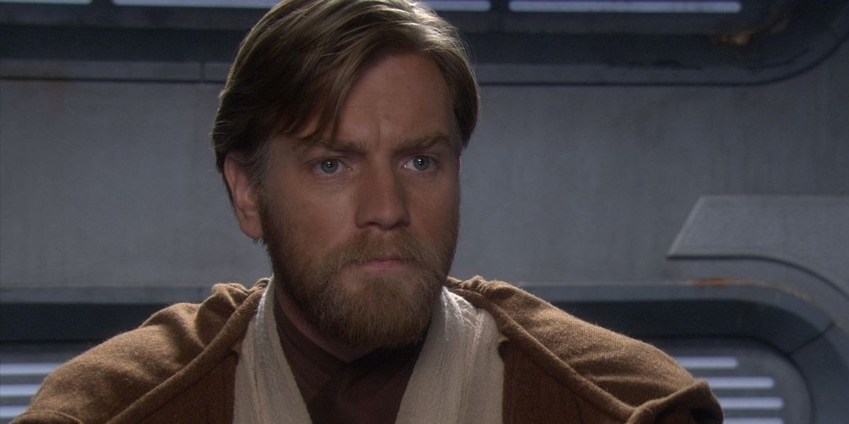 ewan mcgregor revenge of the sith star wars obi wan kenobi