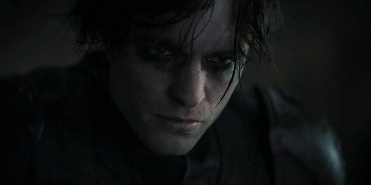 Robert Pattison in The Batman trailer
