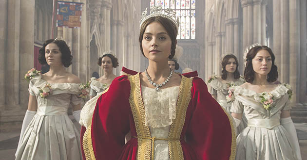jenna coleman, young victoria