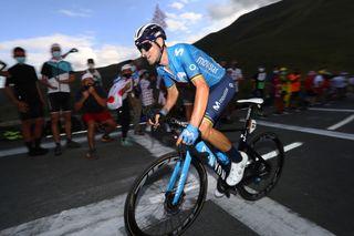 Alejandro Valverde (Movistar) at the Tour de France