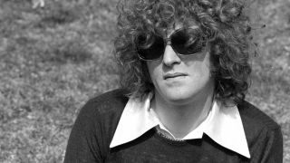 Ian Hunter in 1975