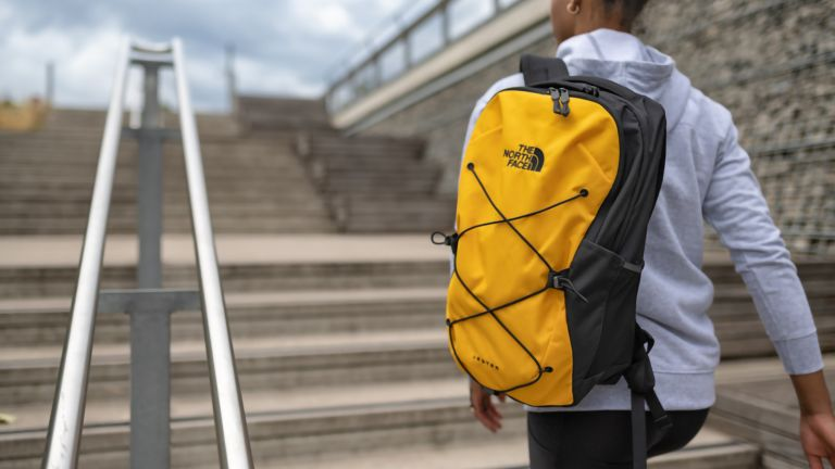 Go back to school in style with The North Face