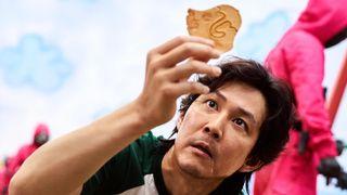 Lee Jung-jae stars in Squid Game on Netflix