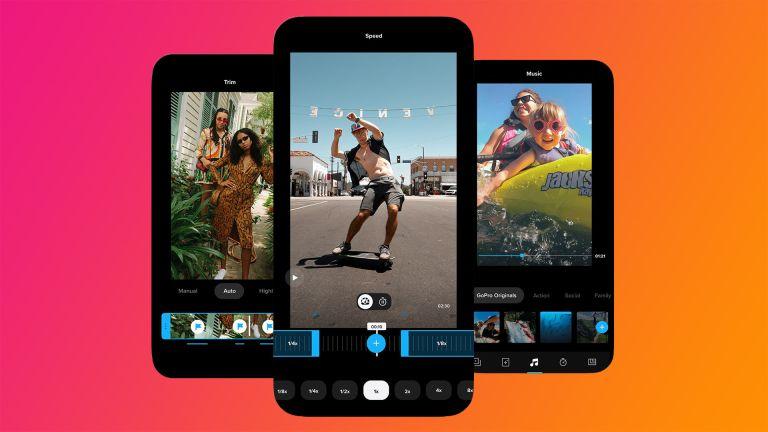 GoPro app Quik