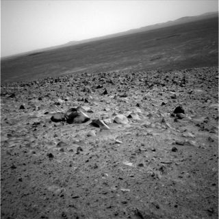 Spirited Assault: Mars Rover Nears Summit of Husband Hill