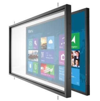 Touch Overlays for NEC V Series Displays