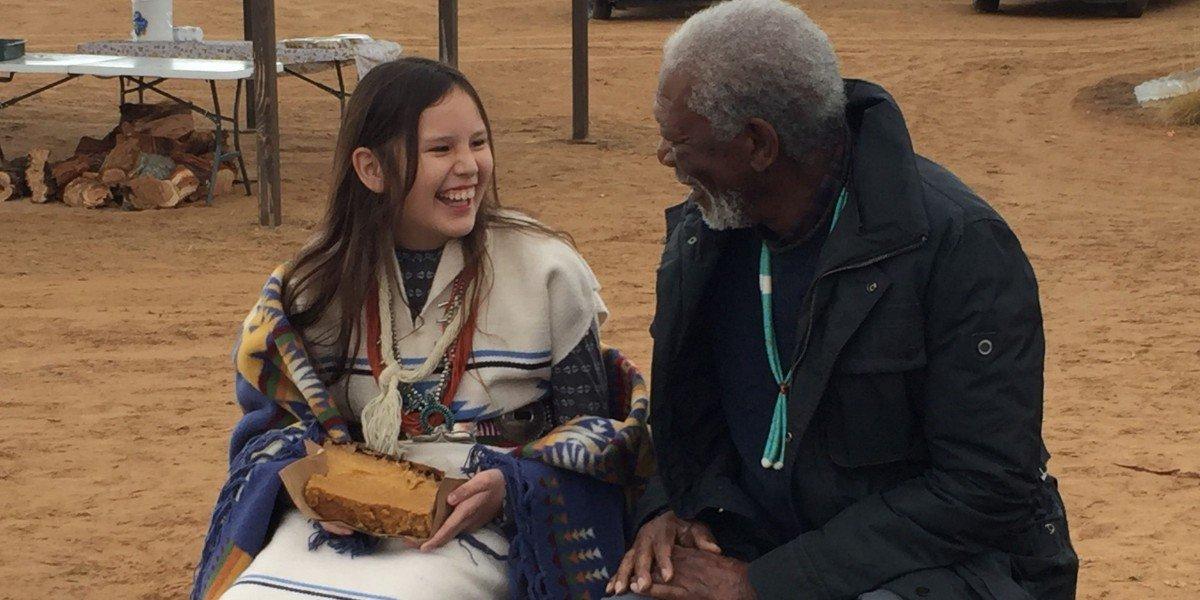 Morgan Freeman - The Story of God with Morgan Freeman