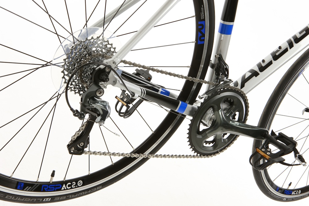 New Tiagra 4700 groupset: first look - Cycling Weekly