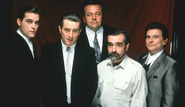 Goodfellas Martin Scorsese