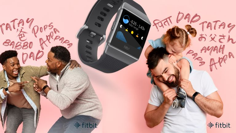 Father's day Fitbit Ionic deal