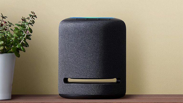 best smart speaker: Amazon Echo Studio
