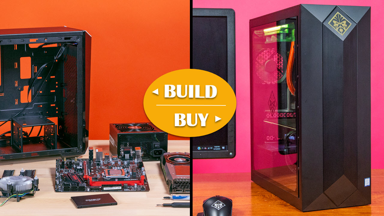 Should You Build Or Buy Your Next Gaming Pc Tom S Hardware