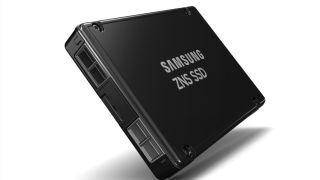 Samsung SSD with ZNS tech