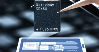 Qualcomm's new Snapdragon X60 5G Modem-RF System