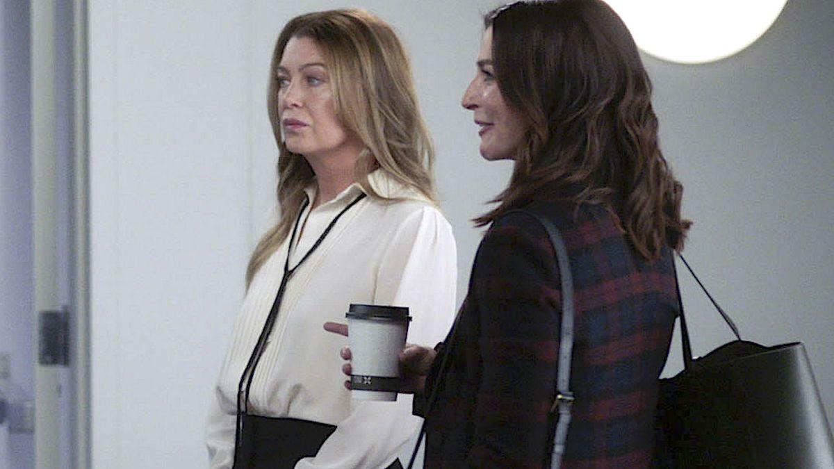 Grey's Anatomy's Ellen Pompeo Reveals Big Season 18 Change For Meredith That Honors Derek Shepherd