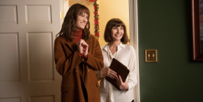How Being In Elf Prepared Mary Steenburgen For Happiest Season