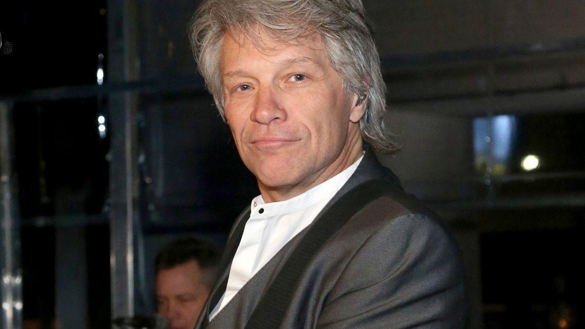 Jon Bon Jovi is now a Doctor Of Music   Louder