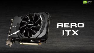 MSI GeForce RTX 3060 Ti Aero ITX