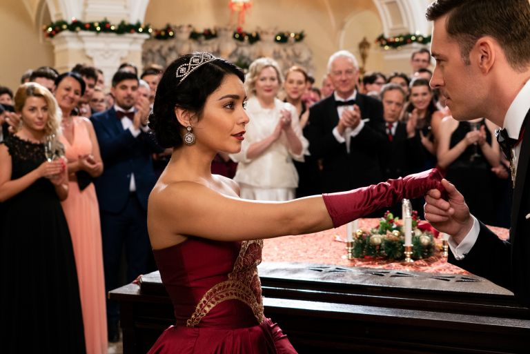 The Princess Switch on Netflix, Netflix Here for the Holidays