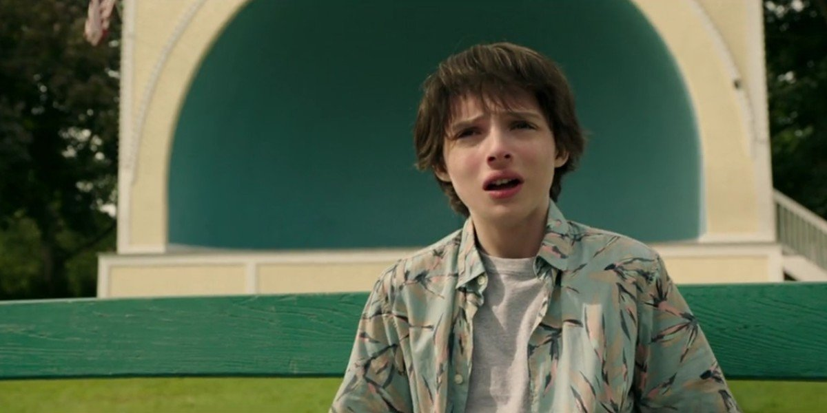 Finn Wolfhard as Richie in IT: Chapter Two