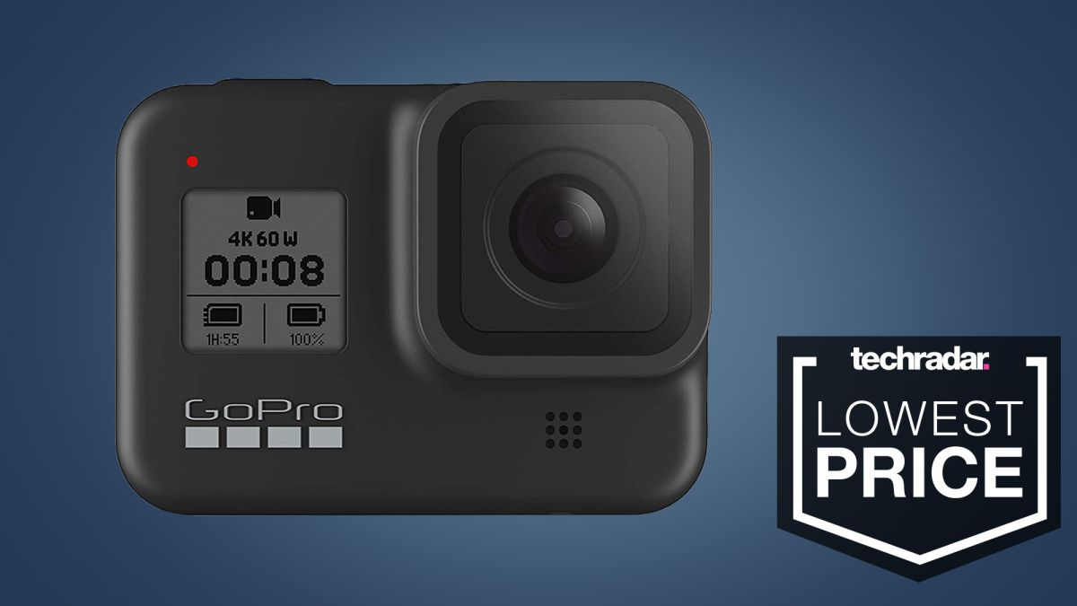 This GoPro Hero 8 Black bundle just hit its lowest ever price for Prime Day