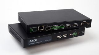 AMX by HARMAN Debuts 4K Networked AV Solution
