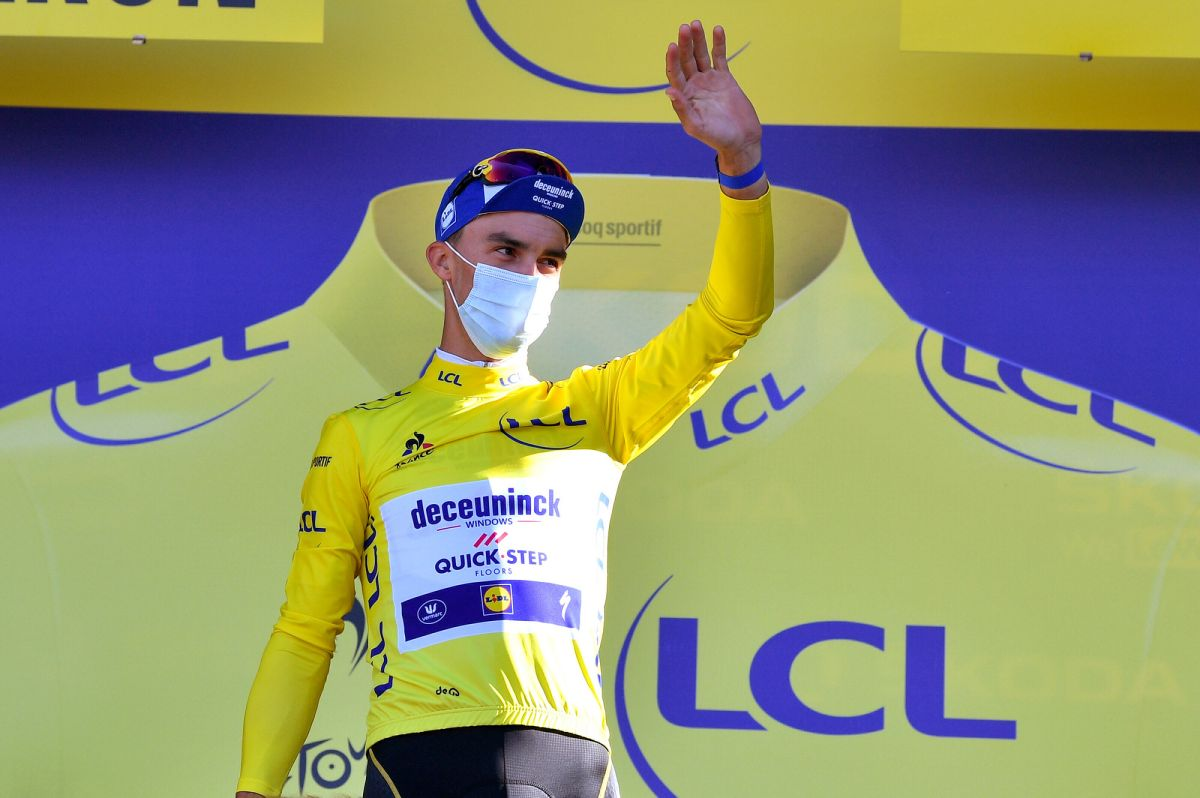 Tour de France: Caleb Ewan wins stage 3 ...