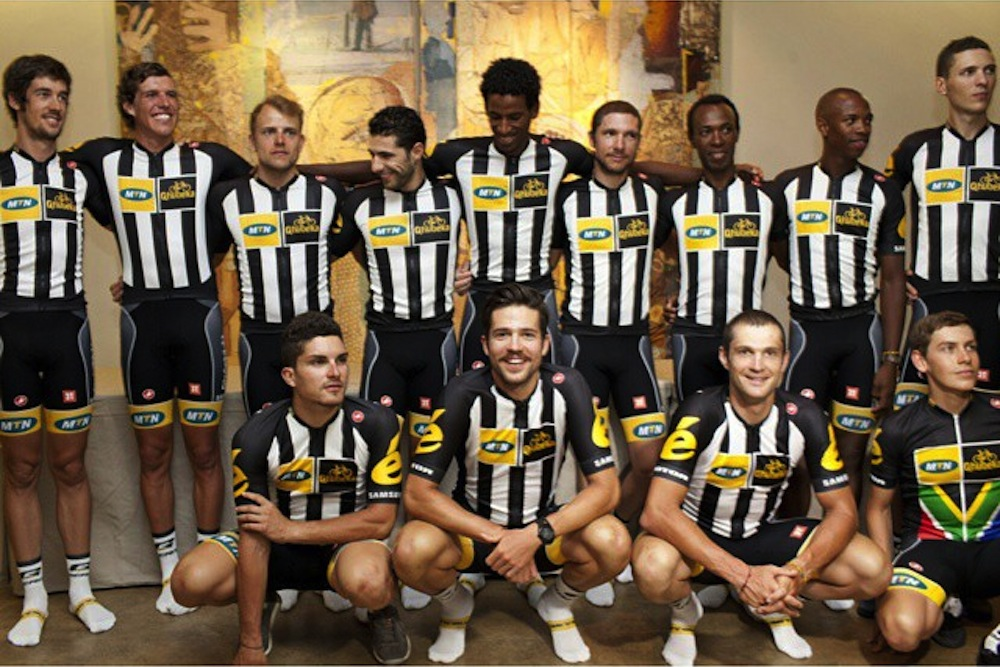 MTN-Qhubeka to become first African team to compete at Tour