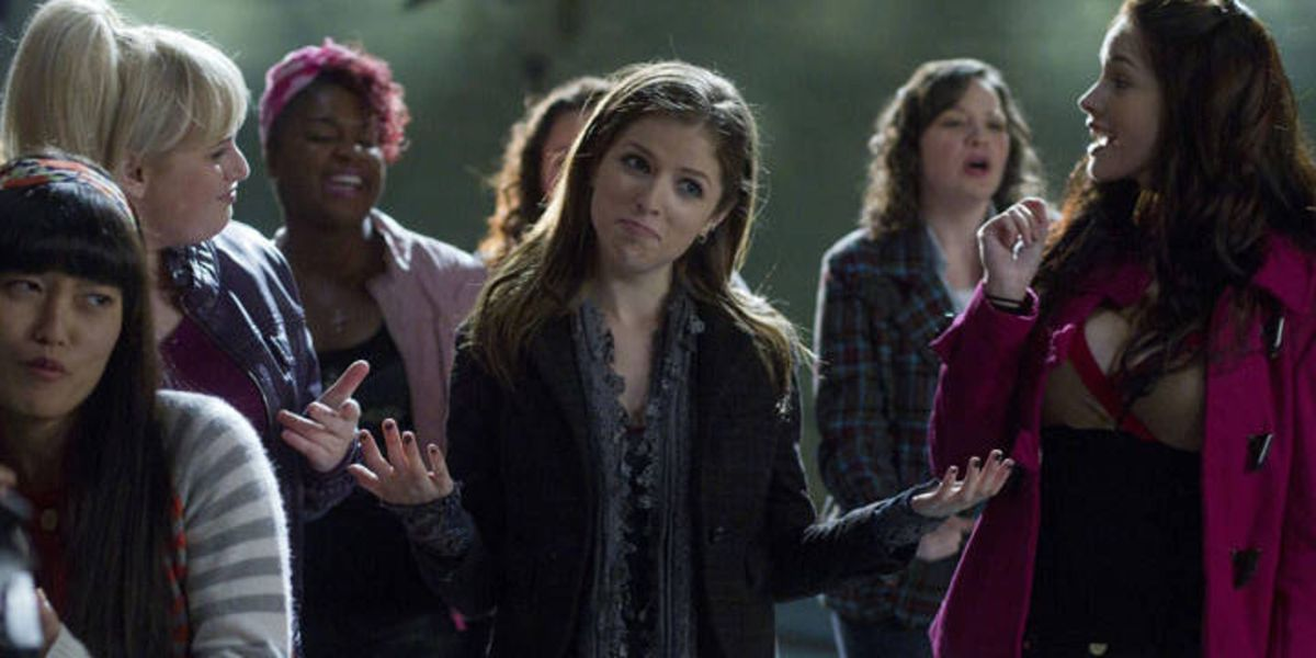 Anna Kendrick cast Pitch Perfect