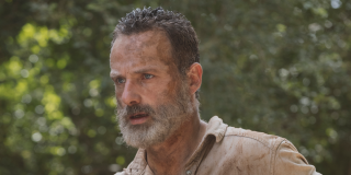 The Walking Dead Rick Grimes Andrew Lincoln AMC