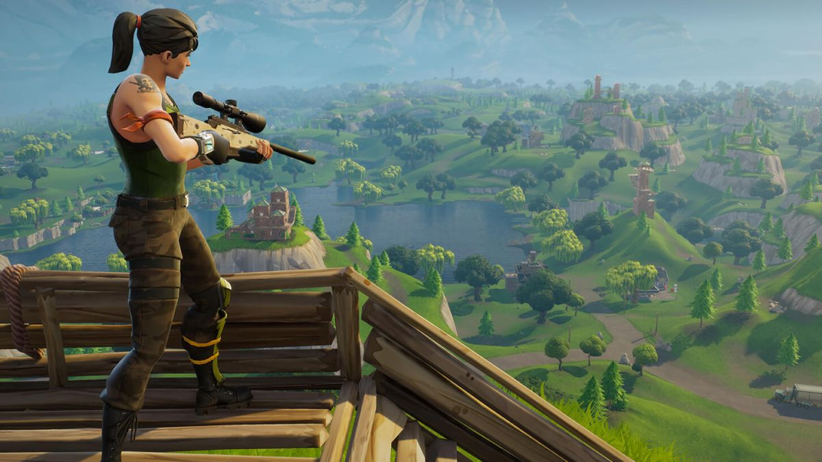 Sony is blocking Fortnite cross-play on Nintendo Switch